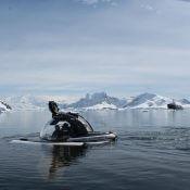 Legend Explorer sub Antarctica